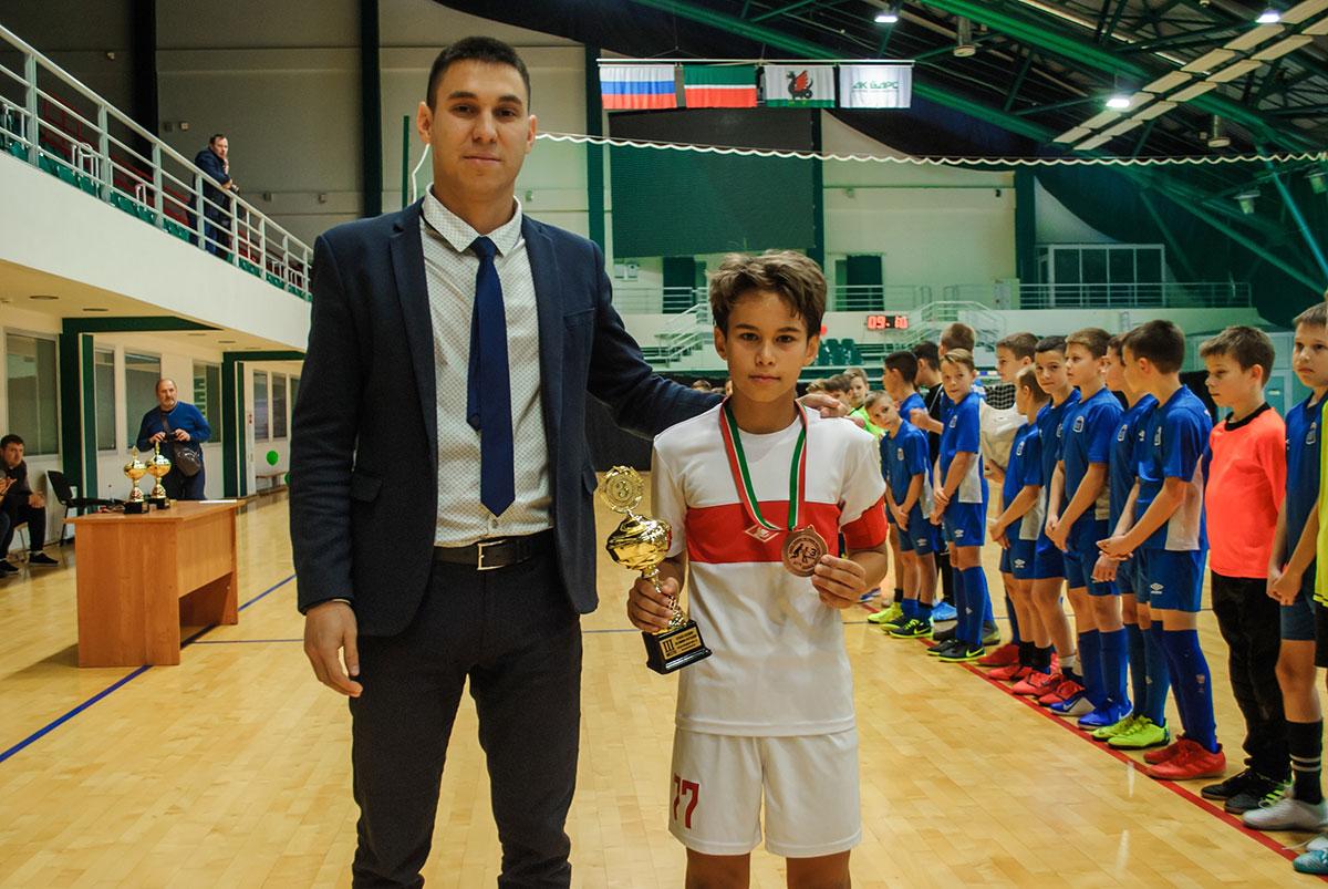 Севастопольский МФК «Спартак» – третий на «Кубке Казани-2019»