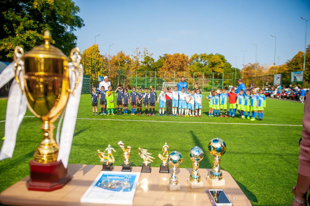 Малая футбольная лига