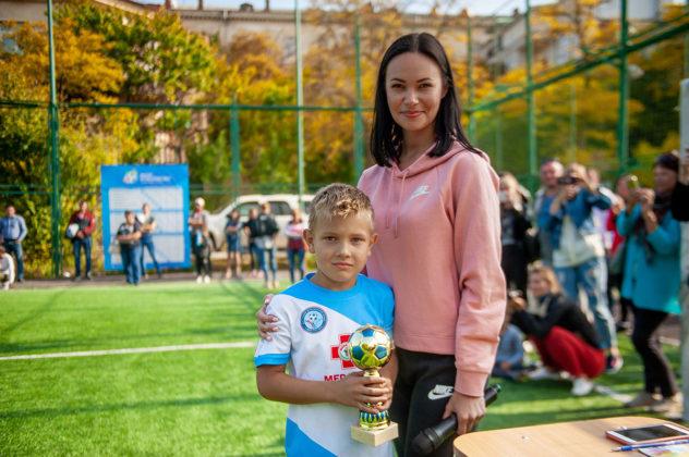 В Севастополе завершилась осенняя серия игр Малой футбольной Лиги города Севастополя сезона 2019-2020 гг.