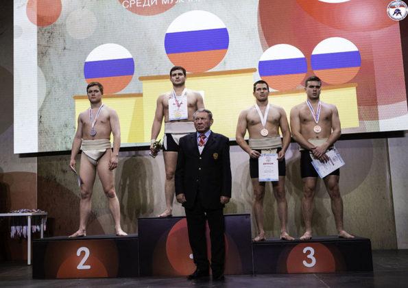 Три медали Кубка Европы по сумо добавлены в копилку сборной Севастополя