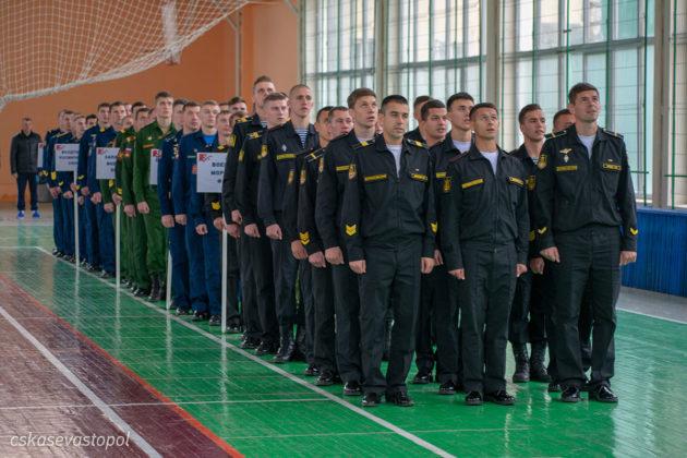 В Севастополе стартовал чемпионат ВС РФ по мини-футболу