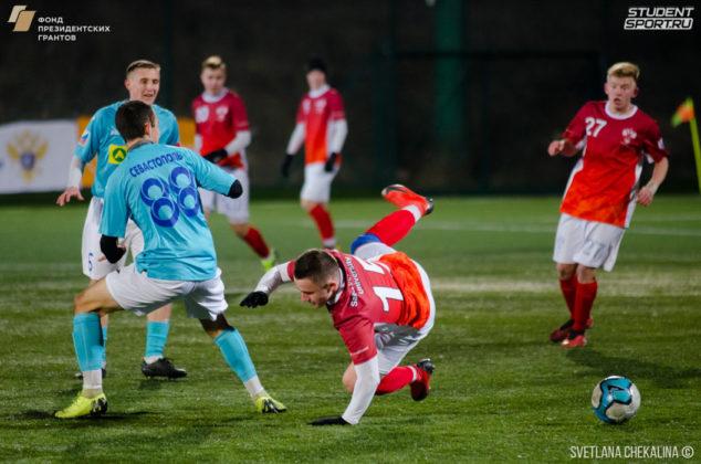 23 11 2019 stud 25 634x420 - СевГУ – победитель двенадцатого межрегионального турнира в Первой группе НСФЛ сезона 2019/20
