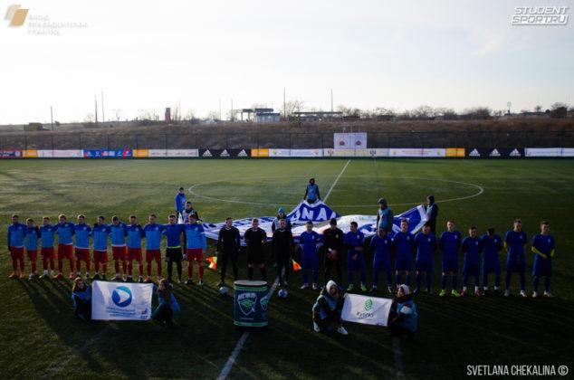 24 11 2019 stud 5 634x420 - СевГУ – победитель двенадцатого межрегионального турнира в Первой группе НСФЛ сезона 2019/20