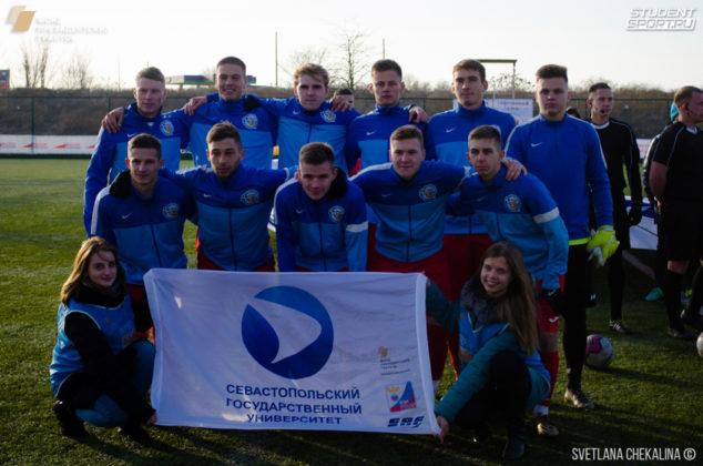 24 11 2019 stud 8 634x420 - СевГУ – победитель двенадцатого межрегионального турнира в Первой группе НСФЛ сезона 2019/20