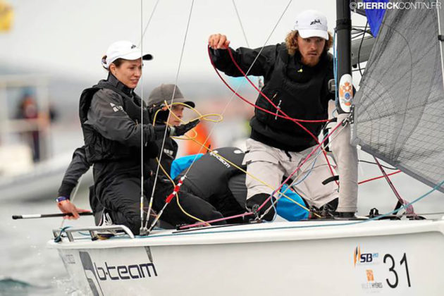 28102019 003 630x420 - Андрей Тукалов стал вице-чемпионом мира в классе гоночных яхт