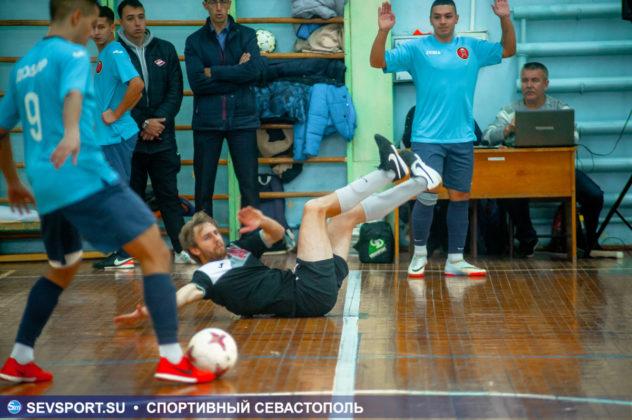 2019 12 29 1019 632x420 - В Севастополе новый обладатель Кубка города по футзалу