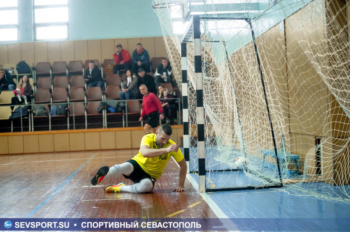 2019 12 29 1054 - В Севастополе новый обладатель Кубка города по футзалу