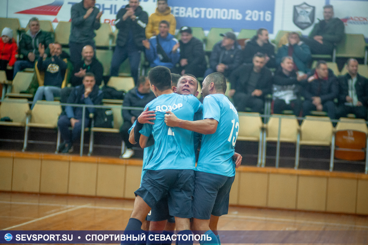 2019 12 29 1059 - В Севастополе новый обладатель Кубка города по футзалу