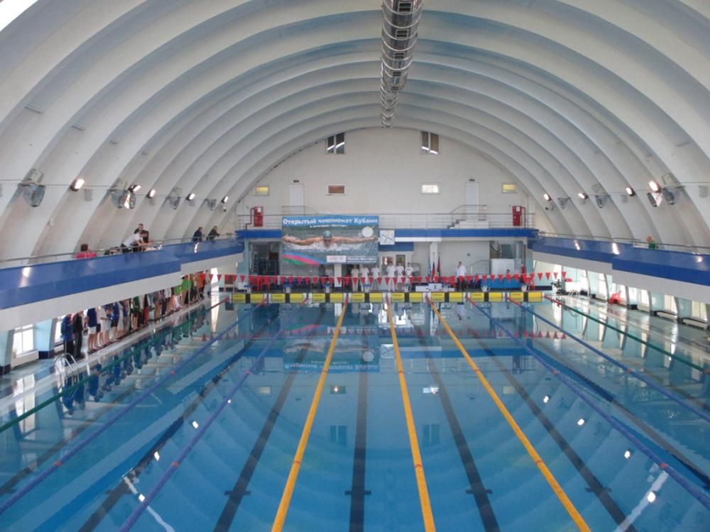 img 2127 - На водных дорожках Кубани: севастопольские пловцы успешно выступили в Открытом чемпионате Кубани по плаванию