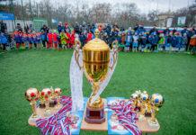 Завершилась зимняя серия игр Малой футбольной Лиги Севастополя сезона 2019/20