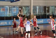 В Севастополе стартовало Первенство России по баскетболу среди девушек