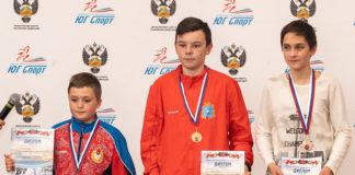 Артём Черпита – серебряный призёр Всероссийской регаты «Зимние старты» в Сочи