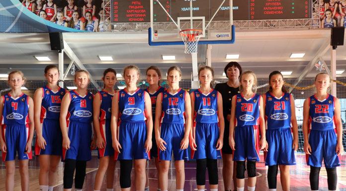 Итоги первого полуфинального раунда Первенства России по баскетболу среди девочек 2007 г.р.