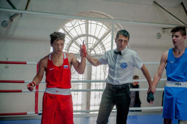 19012020 101 631x420 - В Севастополе завершилось первенство города по боксу среди юношей 2002-2003 г.р.