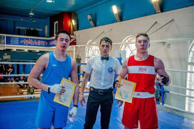 19012020 126 631x420 - В Севастополе завершилось первенство города по боксу среди юношей 2002-2003 г.р.