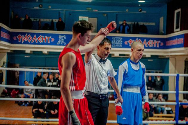 19012020 130 631x420 - В Севастополе завершилось первенство города по боксу среди юношей 2002-2003 г.р.