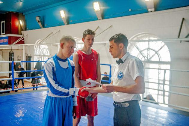 19012020 131 631x420 - В Севастополе завершилось первенство города по боксу среди юношей 2002-2003 г.р.
