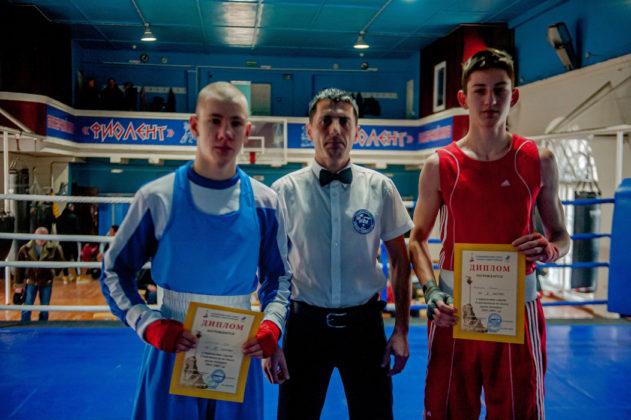 19012020 132 631x420 - В Севастополе завершилось первенство города по боксу среди юношей 2002-2003 г.р.