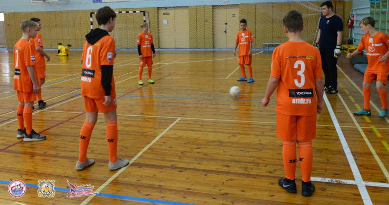 20012020 103 797x420 - «Мини-футбол - в школу» 2020: стартовал городской финал среди команд общеобразовательных учреждений