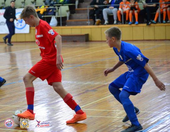 20012020 114 542x420 - «Мини-футбол - в школу» 2020: стартовал городской финал среди команд общеобразовательных учреждений