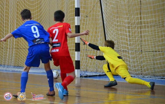 20012020 115 664x420 - «Мини-футбол - в школу» 2020: стартовал городской финал среди команд общеобразовательных учреждений