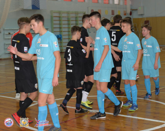 20012020 121 530x420 - «Мини-футбол - в школу» 2020: стартовал городской финал среди команд общеобразовательных учреждений