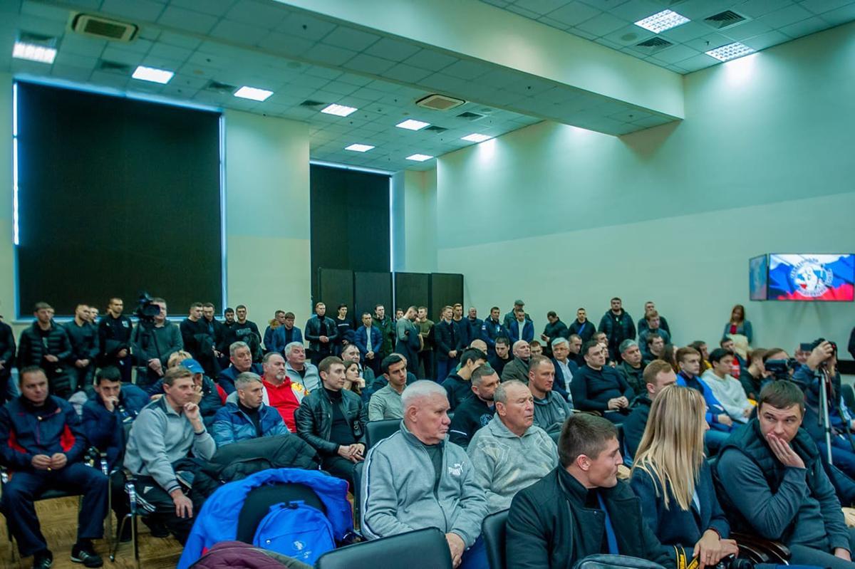 Ленур Курсеитов возглавил городскую Федерацию бокса