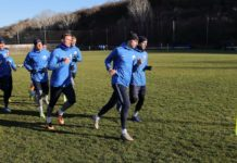ФК «Севастополь» начал подготовку к весенней части сезона