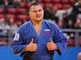Александр Шалимов стал бронзовым призёром турнира Европы по дзюдо