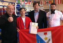Виталий Коваль из Севастополя завоевал путёвки на первенства Европы и мира по универсальному бою