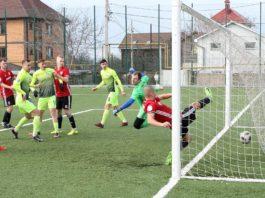 «Севастополь» минимально обыграл «Гвардеец» в контрольном матче